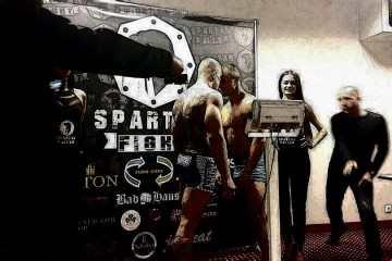 foto: Spartan Fight FB