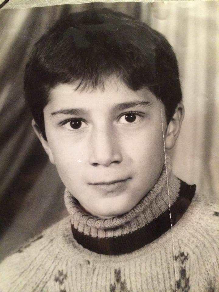 Mamed Khalidov w młodości, FB