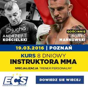 Kursy MMA
