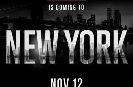 Znamy datę pierwszej gali UFC w Nowym Jorku!