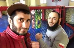ZDJĘCIE DNIA: Mordercze przygotowania Mameda Khalidova do gali KSW 35