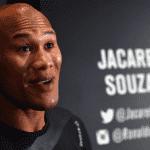 """""""Jacare"""" Souza zaprezentował nowy kontrakt – sprawdź gdzie będzie walczył!"""
