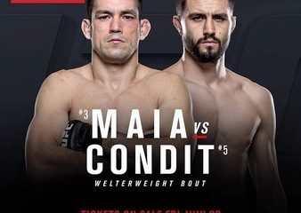 Condit vs Maia