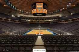 mapaplan.com - Madison Square Garden Seating Chart