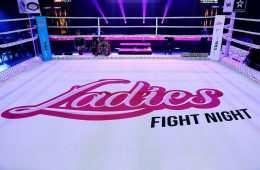 Facebook: LFN - Ladies Fight Night
