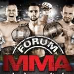 FORUM MMA już 25 marca na PGE Narodowy!