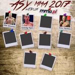 "Oskar Piechota trzecim ""Asem MMA.pl 2017""! [+KONKURS]"