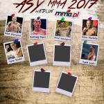 """Salim Touahri szóstym """"Asem MMA.pl 2017""""! [+KONKURS]"""