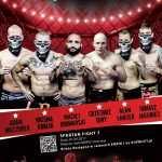 Spartan Fight 7 na żywo w telewizji Fightklub!