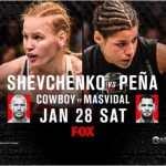 UFC on Fox 23: rozpiska, transmisja i godziny rozpoczęcia gali