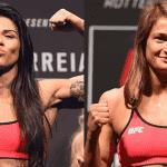 Claudia Gadelha vs. Karolina Kowalkiewicz na UFC 212 w Rio de Janeiro!
