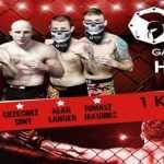 Zaproszenie na ceremonię oficjalnego ważenia przed Spartan Fight 7 w Chorzowie