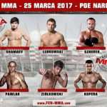 Gwiazdy Fight Exclusive Night na Forum MMA