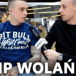 Filip Wolański: Jeśli ja bym wygrywał, a Marcin byłby mistrzem, rewanż byłby jeszcze smaczniejszy [WIDEO]
