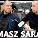 """Tomasz Sarara z chęcią zastąpi """"Jurasa"""" w roli komentatora gali KSW 39 na Stadionie Narodowym [WIDEO]"""