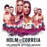 UFC Fight Night 111: Holm vs. Correia
