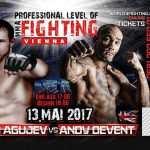 ACB 60 już 13 maja w Wiedniu. Agujev vs. DeVent walką wieczoru