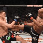Anderson Silva otwarty na drugą walkę z Nickiem Diazem: To byłby ciekawy pojedynek