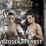 MMA SLAP #SE KSW 39: Marcin Wrzosek vs Kleber Koike Erbst! [WIDEO]