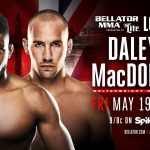 Bellator 179: Daley vs. MacDonald – wyniki ważenia