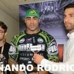 Fernando Rodrigues po utracie pasa na KSW 39: Jest mi wstyd, przepraszam! [WIDEO]