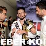 Kleber Koike Erbst po pokonaniu Marcina Wrzoska na KSW 39: Poczułem jego ciosy, on ma niesamowicie ciężką rękę [WIDEO]