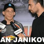 Damian Janikowski po wygranej na KSW 39: Wtedy przypomniało mi się, że trzeba walić kolano [WIDEO]