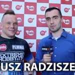 Mariusz Radziszewski przed PLMMA 73: Kategoria 70 kg to chyba jednak nie dla mnie [WIDEO]