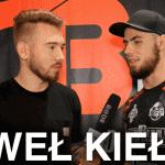 Paweł Kiełek po wygranej z Ireneuszem Szydłowskim na ACB 63: Moje ręce trochę ważą [WIDEO]