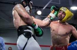 McGregor Malignaggi sparing