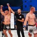 Michał Fijałka po Babilon MMA: Było bardzo ślisko i ciężko było utrzymać się na nogach [WIDEO]
