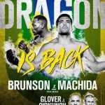UFC Fight Night 119: Machida vs. Brunson