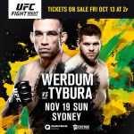 UFC Fight Night 121: Hunt vs. Tybura