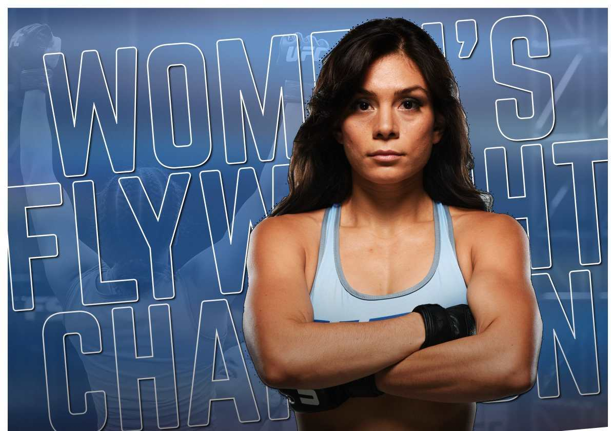 Inaugural UFC womens flyweight champion Nicco Montano was the feelgood story of The Ultimate Fighter 26 Now her community is recognizing her accomplishments