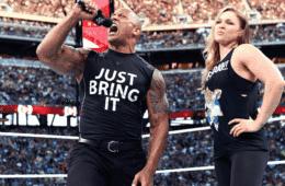 Ronda Rousey w WWE