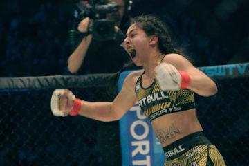 KSW 42: Ariane Lipski vs Silvana Gomez Juarez
