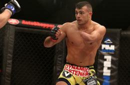 Nick Newell nie wystartuje w UFC