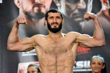 Mamed Khalidov stał się legendą polskiego MMA, vmma.ru