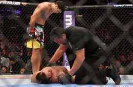 MMA i szacunek dla przeciwnika