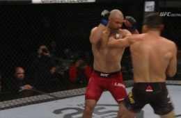 UFC Chile luque laprise