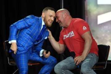 Conor McGregor chce być współwłaścicielem UFC