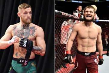 McGregor vs. Nurmagomedov zapowiedź