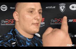 Denis Górniak wywiad po DSF 16