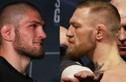 Malignaggi o walce Khabib vs. McGregor