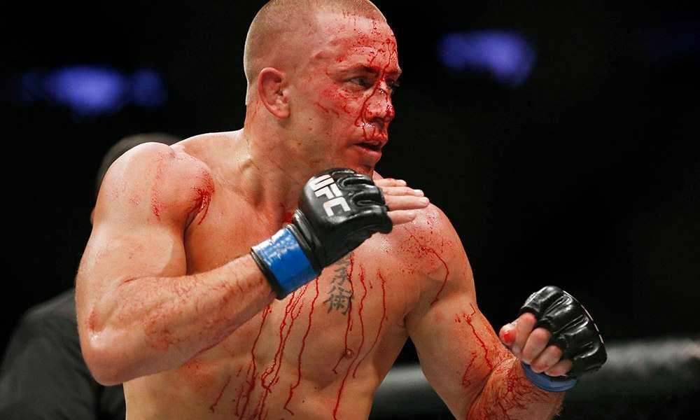 Georges St. Pierre -UFC 217, mmajunkie.com