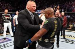 Brock Lesnar być może już niedługo zawalczy o pas wagi ciężkiej