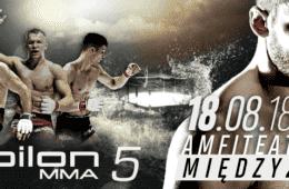 Babilon MMA 5 bilety wyprzedane