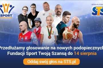 fundacji Sport Twoją Szansą