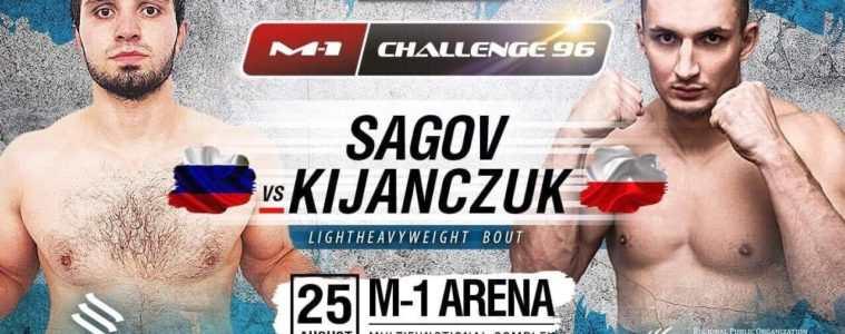 Ibrahim Sagov vs. Rafał Kijańczuk