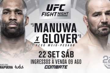 Jimi Manuwa vs. Glover Teixeira